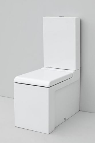 Eastbrook Piave - Close Coupled Toilet & Soft Close Seat